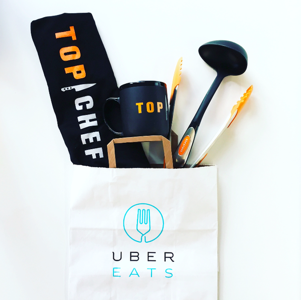 Get Hand Delivered Food with UberEats