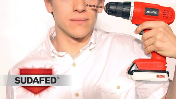 Sudafed Sinus Drill For Immediate Congestion relief