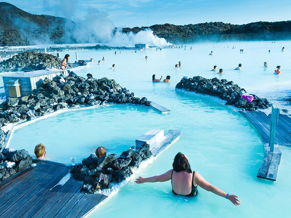 Geothermal spa blue lagoon iceland for Blue lagoon iceland accommodation