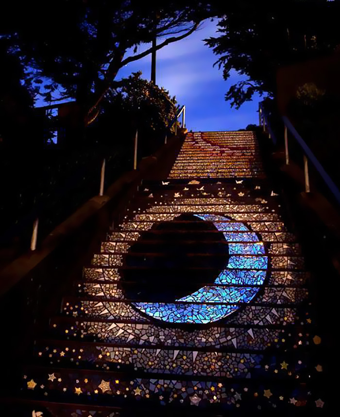 Beautiful Steps That transform