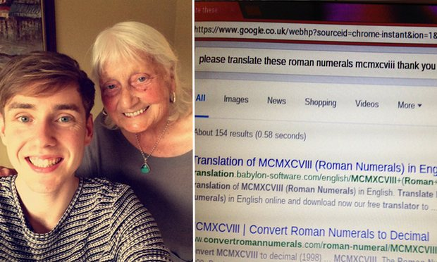 Grandma Made Google Smile For A Polite Reason