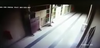 Video Footage of Ghosts At A Mosque