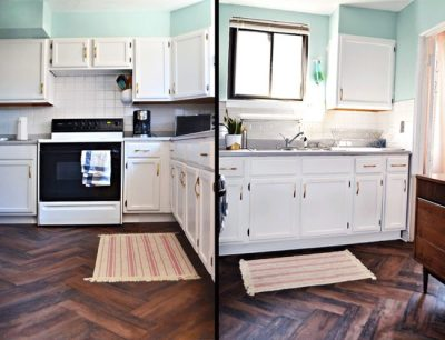 Kitchen Makeover Steps