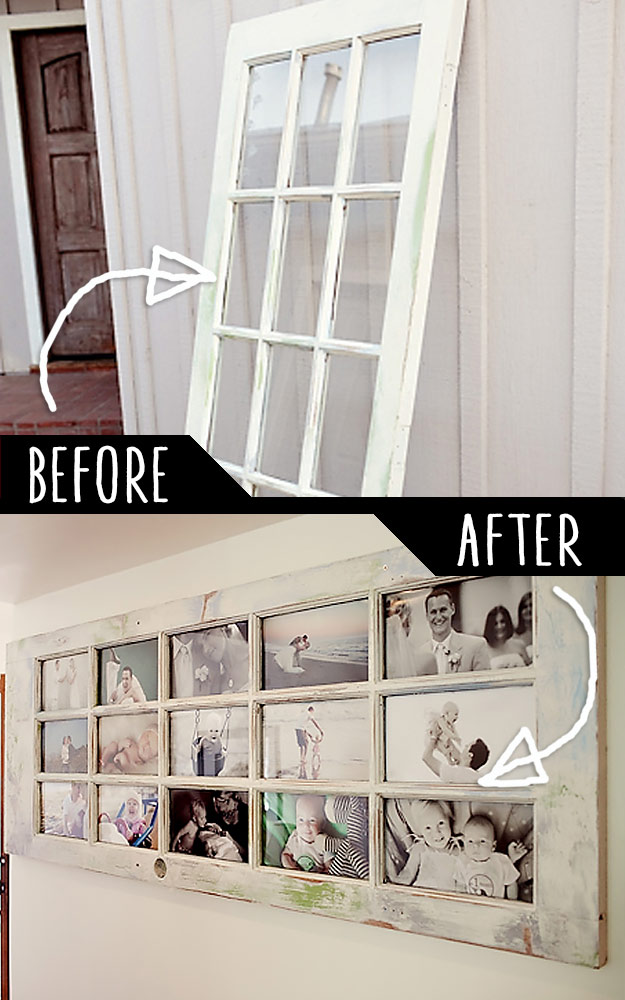 Turn An Old Door Into A Life Story