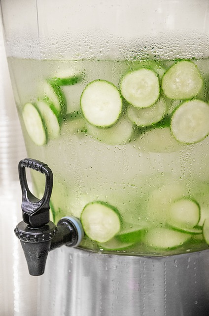 Cucumber Detox Water Recipe For Beautiful Glowing Skin