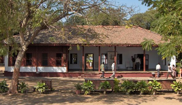 Sabarmati Ashram in Ahmedabad