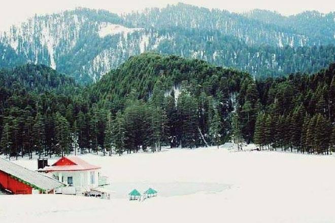 Khajjiar, Himachal Pradesh