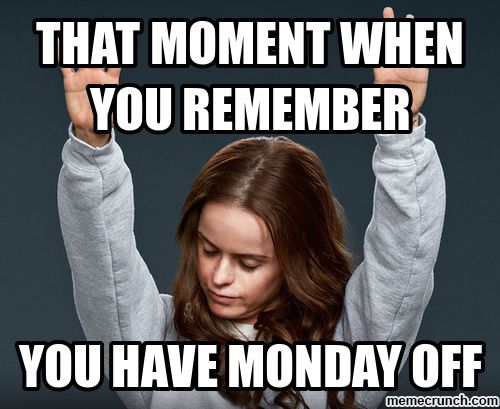Monday Meme 12