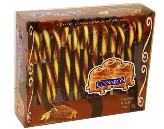 Cinnabon Candy Canes