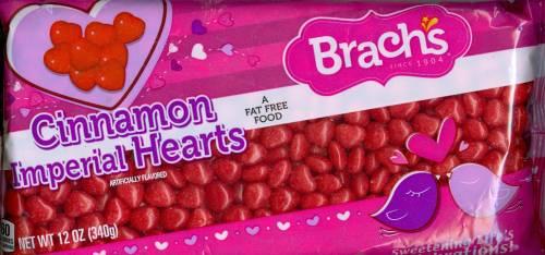 Brachs Cinnamon Imperial hearts