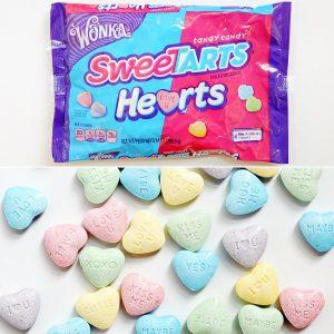 Sweettarts heart