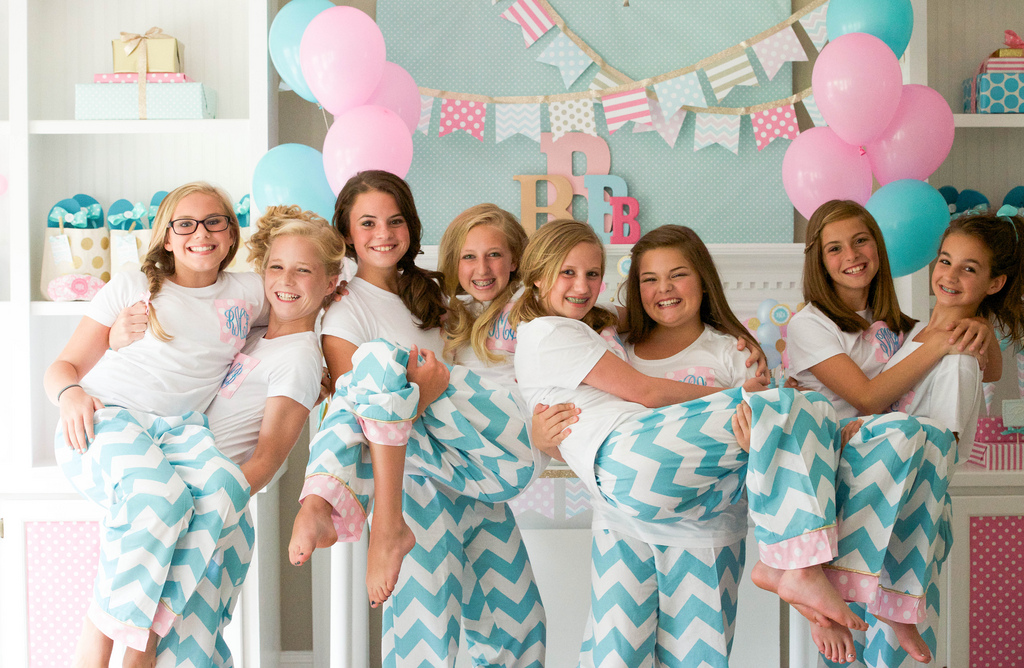 Want to Throw a Slumber Party? We Will Tell You How!