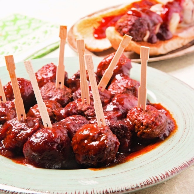 Sweet Appetizers Meatballs Recipe