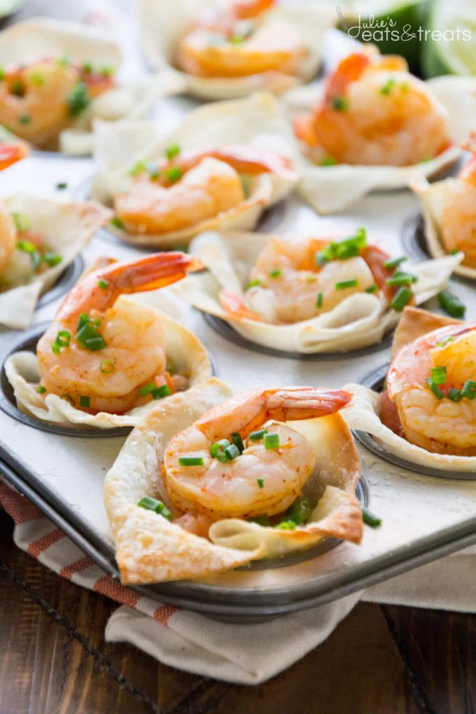 Light Shrimp Cup Recipe