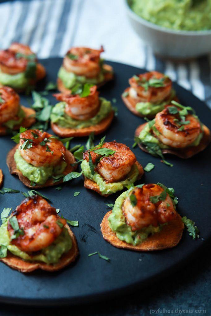 Cajun Shrimp Guacamole Recipe