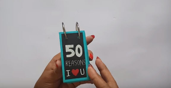 50 Reasons Gift To Love
