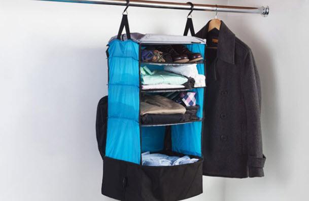 Travel Luggage Hanging