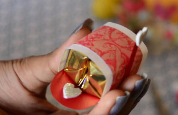 DIY Chocolate Box