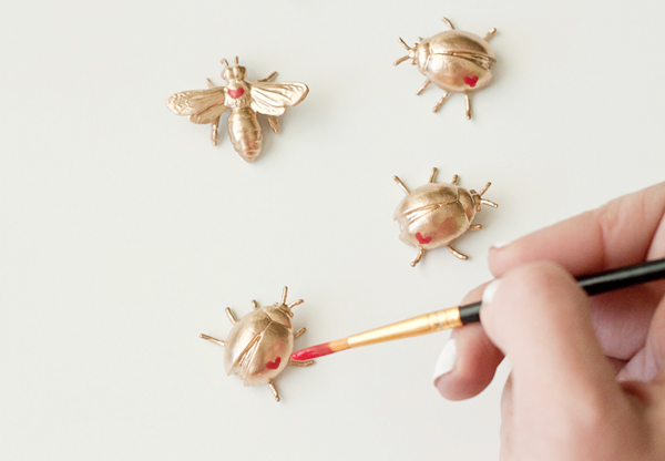 Love Bug Pins