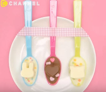 The Chocolate Spoons