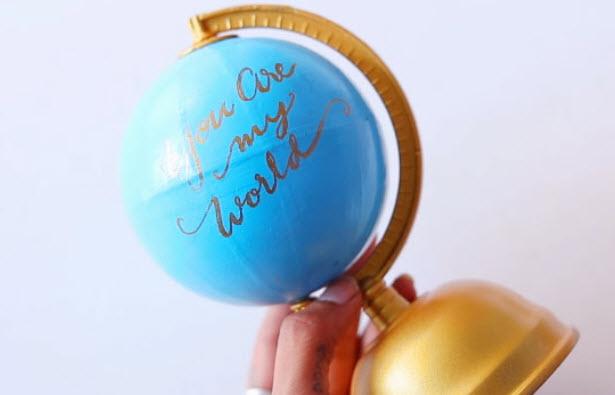 DIY My Globe