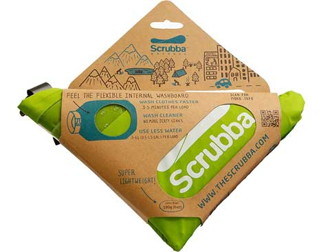 Scrubba - Pocket Washing Machine