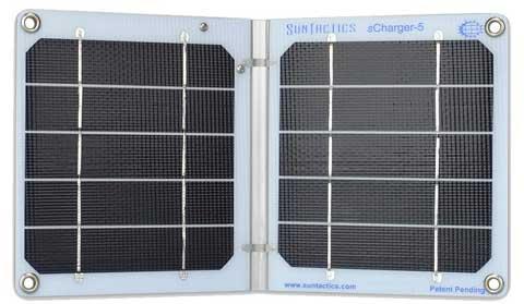 Solar Charger Suntactics