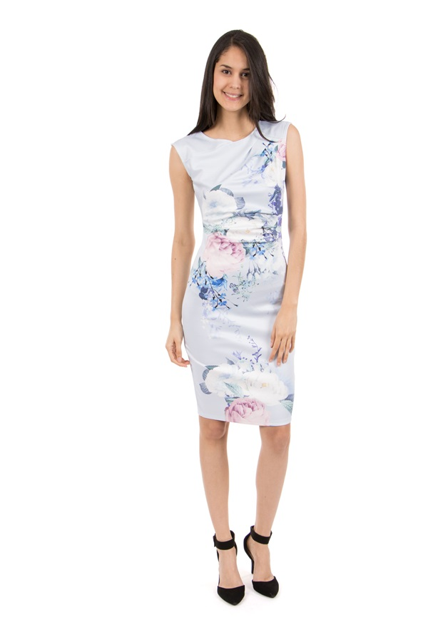 Get bold with bodycon dresses