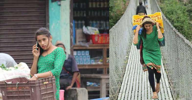 Nepali Sabziwali - Famous Within A Short Period