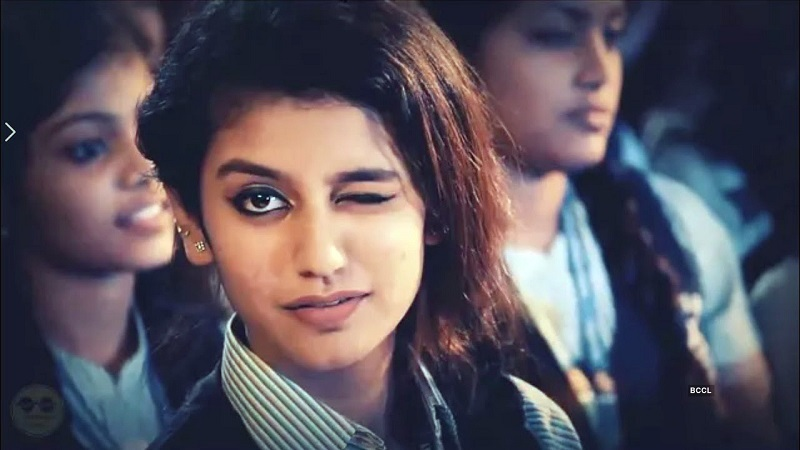 Priya Prakash - Famous Within A Short Period